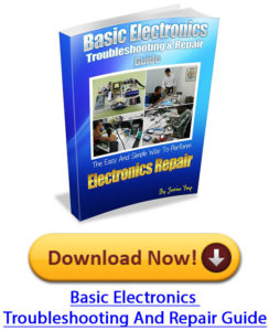 Electronic Repair Information